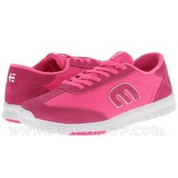 Zapatillas ETNIES Lo-cut Pink