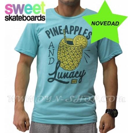 Camisetas SWEET Skate Express Green