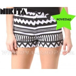 Shorts NIKITA Wave Blk