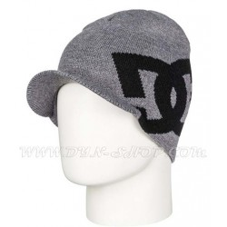Gorro con visor DC SHOES Big star Grey