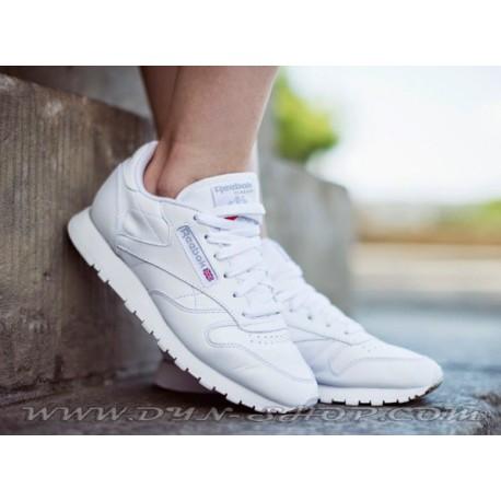 57134923277 Zapatillas REEBOK Classic Blancas