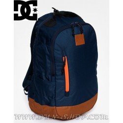 Mochila Tela DC SHOES Trekker Blue