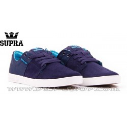 Zapatillas SUPRA Stacks Navy/white