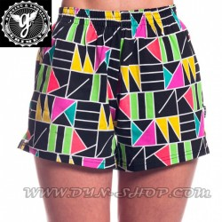 Shorts GRIMEY Cotton Mouth Multicolor