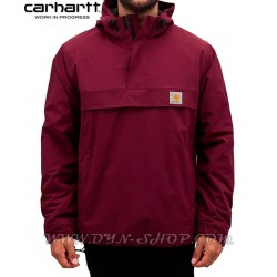 Canguro CARHARTT Nimbus Pullover Merlot