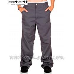 Pantalon ancho CARHARTT Simple Pant Blacksmith