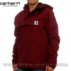 Canguro CARHARTT W Nimbus Pullover Merlot