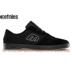 Zapatillas ETNIES Lo-cut Blk/red