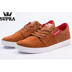 Zapatillas SUPRA Bandit Brown/gum
