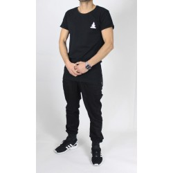 Camiseta NYD WEAR Long Tee Zen Negra