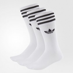 Calcetines ADIDAS Trefoil blk