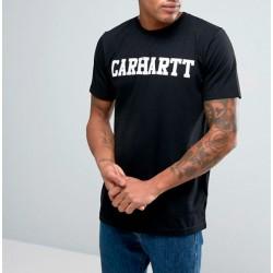 Camiseta CARHARTT Collage Negra