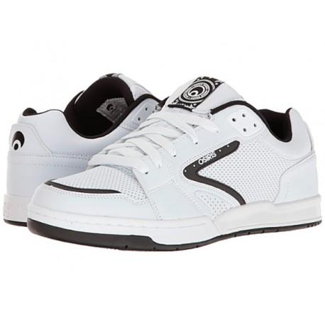 Zapatillas anchas blancas OSIRIS. Calzado ancho de varias marcas 292d8abc1a3