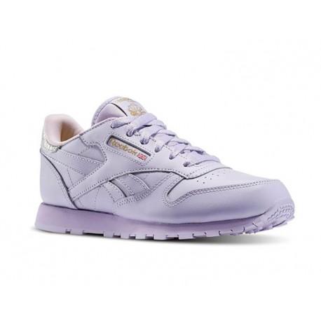 Zapatos rosas de primavera Reebok infantiles meHG2L