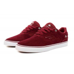 Zapatillas EMERICA The Reynolds Low Vulc Red