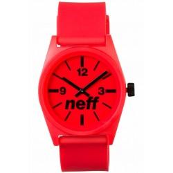 Reloj Barato rojo