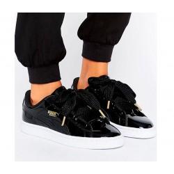 Zapatillas PUMA rihanna Basket negro