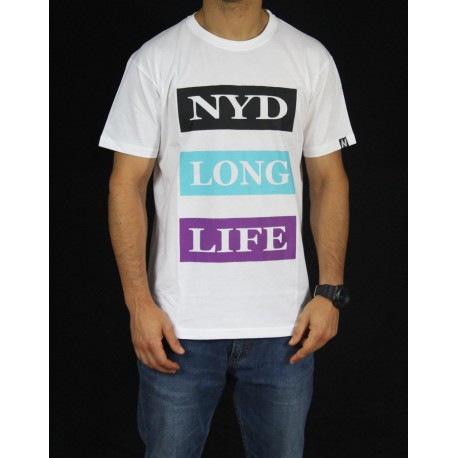 Camiseta NYD WEAR
