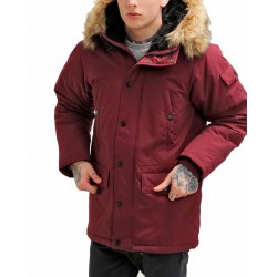 Abrigo CARHARTT Anchorage Merlot