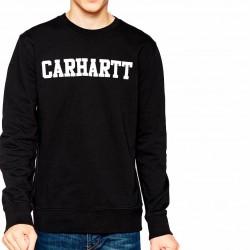 Sudadera CARHARTT College negra