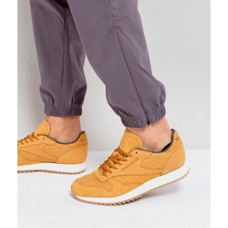 Zapatillas REEBOK Cl Leather Golden