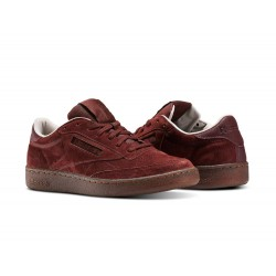 Zapatillas REEBOK Club C85 Granates