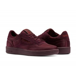 Zapatillas REEBOK Club C85 Dark Red