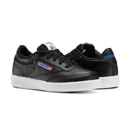 Zapatillas REEBOK Club negras