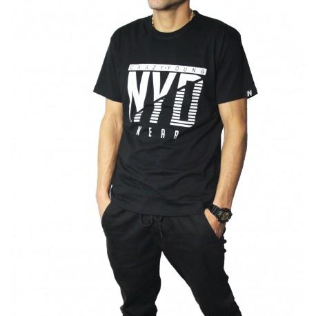 Camiseta NYD WEAR basica