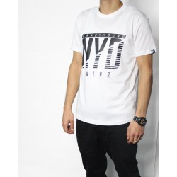 Camiseta NYD WEAR Icon Blanca
