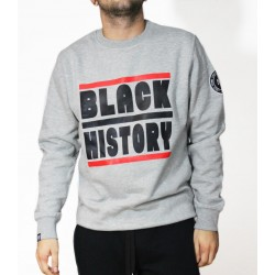 Sudadera NYD WEAR Black History Grey
