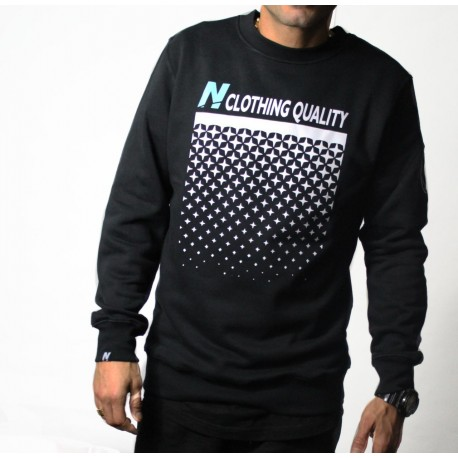Sudadera NYD WEAR Quality Black