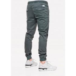 Pantalones Jogger REELL Reflex Rib grey