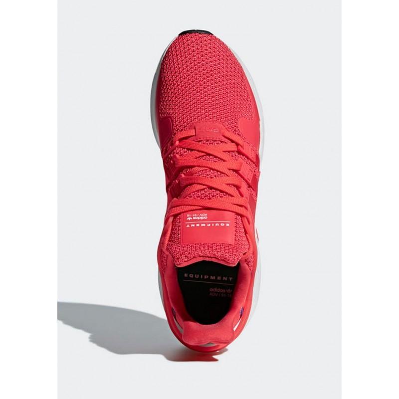 adidas eqt support adv hombre rojas