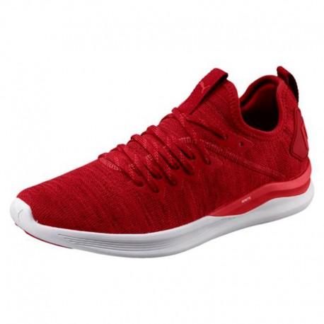 Zapatillas PUMA Ignite Flash EvoKnit Red