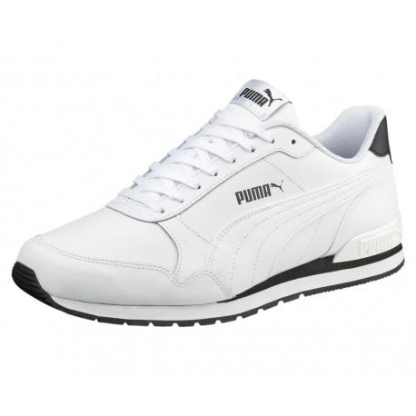 Zapatillas PUMA St Runner V2 Full L White