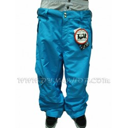 Pantalon BLACK HOLE Joke Cyan