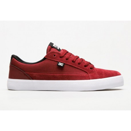Zapatillas DC SHOES Lynnfield S Burgundy