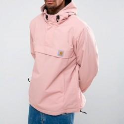 Canguro CARHARTT WIP Nimbus Pullover Soft Rose