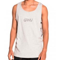 Camiseta GRIMEY Tirantes MANGUSTA Sport Grey