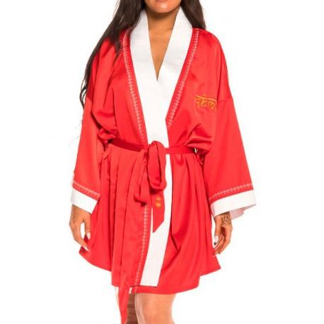Kimono CHICA GRIMEY SHAMBALA Red