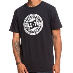 Camiseta DC SHOES Circle Star Black