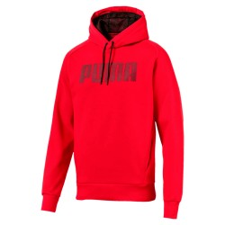 Sudadera PUMA P48 Modern Sports red