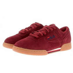 Zapatillas FILA Original Fitness Burgundy