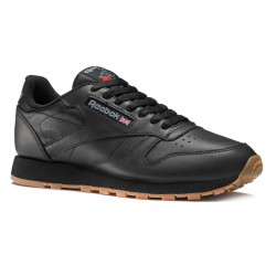 Zapatillas REEBOK Classic Leather Blk/Gum Men