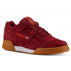 Zapatillas REEBOK Workout Plus Burgundy