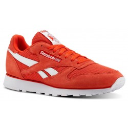 Zapatillas REEBOK Classic Leather Carotene/White