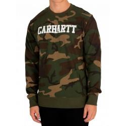 Sudadera CARHARTT College Camo Laurel