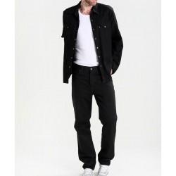 Pantalon CARHARTT WIP Marlow Black Rinsed