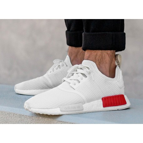 Zapatillas ADIDAS ORIGINALS NMD R1 White